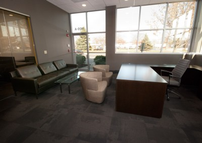General Contracting Office Lobby